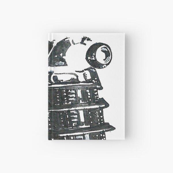 Cosmic Pepper-Pot Hardcover Journal