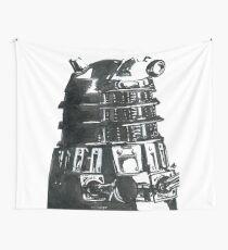 Cosmic Pepper-Pot Wall Tapestry