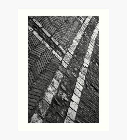 Streetview 2 Art Print
