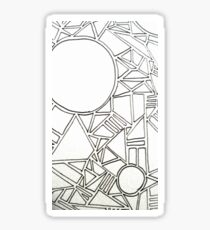 Geometrie  Sticker