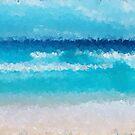 Beach by lagmanart