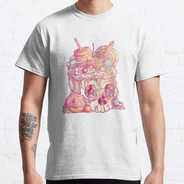 Skull No.3 // The Yummy One Classic T-Shirt