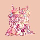 Skull No.3 // The Yummy One by HypathieAswang