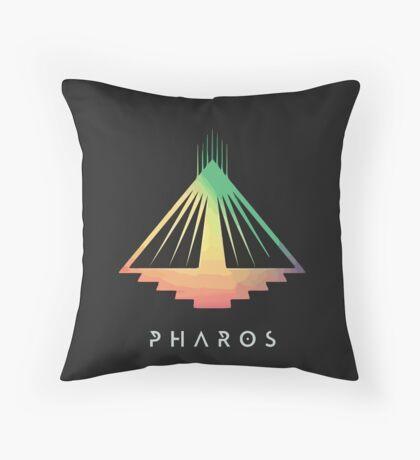 Pharos Throw Pillow