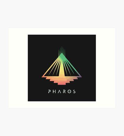 Pharos Art Print