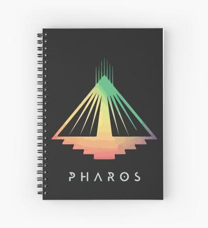 Pharos Spiral Notebook