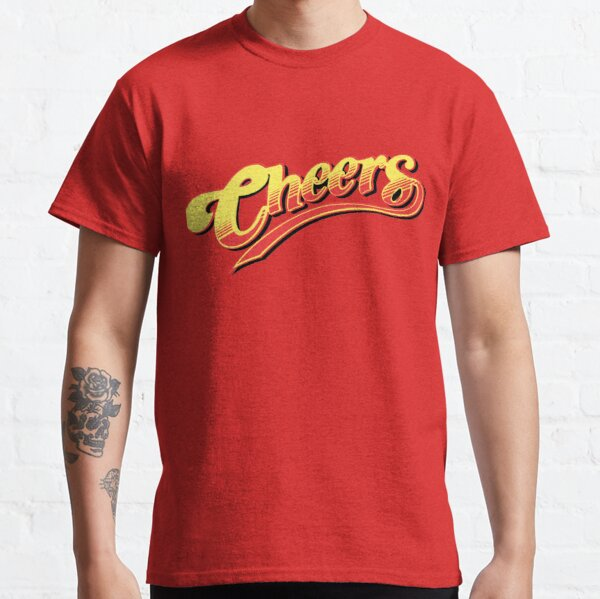Cheers Tv Show Classic T-Shirt