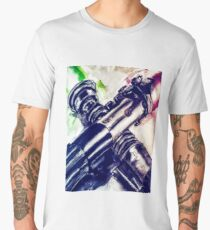 Battle of the fates.  Men's Premium T-Shirt