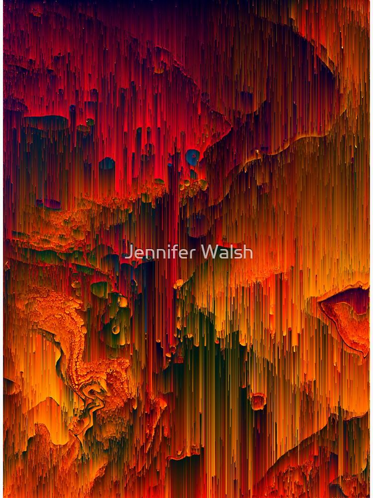 Toxic Rain - A Pixel Art Piece by InsertTitleHere