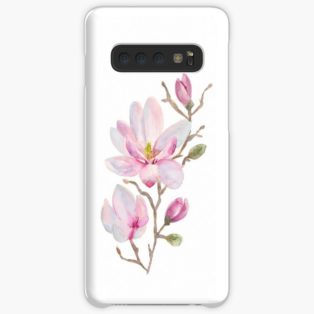 Magnolia Samsung Galaxy Snap Case
