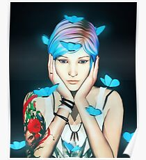 Chloe Price - Butterflies - Life is Strange Poster