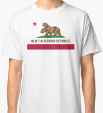 New California Republic Classic T-Shirt