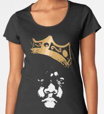 König Biggie Premium Rundhals-Shirt