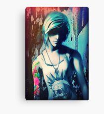 Chloe Price - Dead - Life is Strange Canvas Print