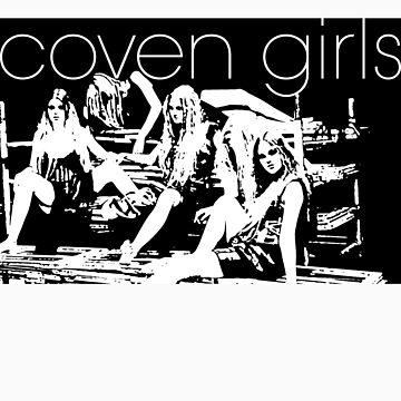 Coven Girls by jdbauer