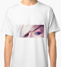 Close up eye with beautiful colors Classic T-Shirt
