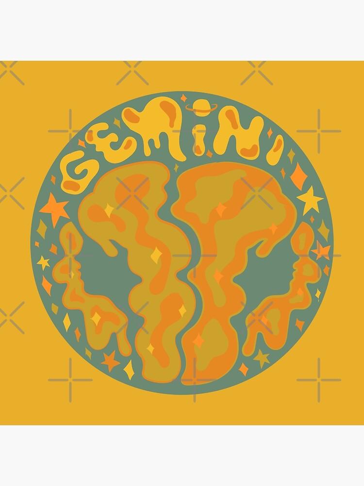 Gemini by doodlebymeg