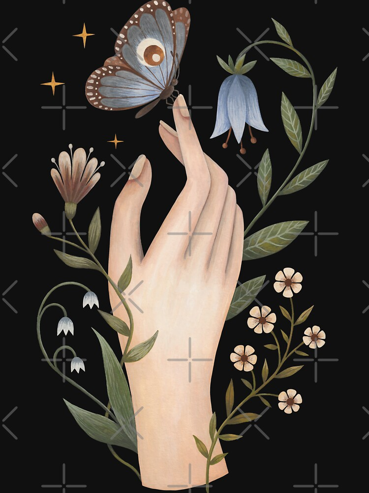 Gentle touch by Laorel