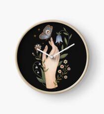 Gentle touch Clock