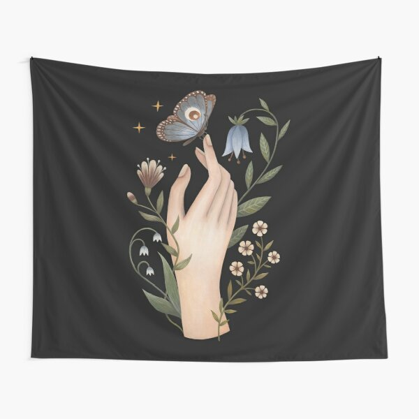 Gentle touch Tapestry