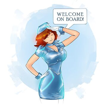 Alice - Welcome On Board! by Mazzacho
