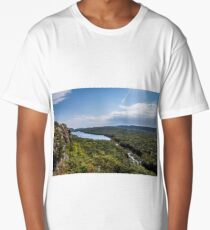 Lake of the Clouds Long T-Shirt