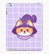 Witch Doggo iPad Case/Skin