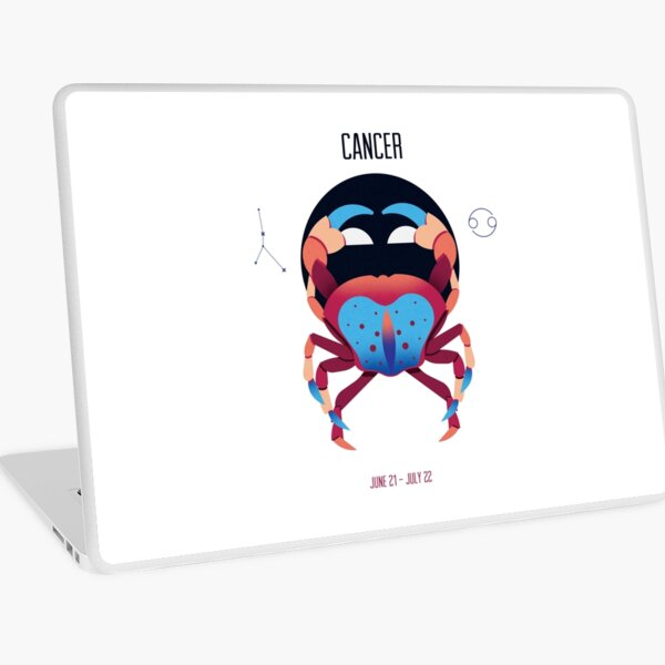 Cancer Laptop Skin