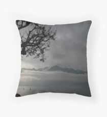 Montreux, Switzerland Throw Pillow