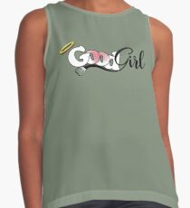 Good Girl (Submissive) Contrast Tank