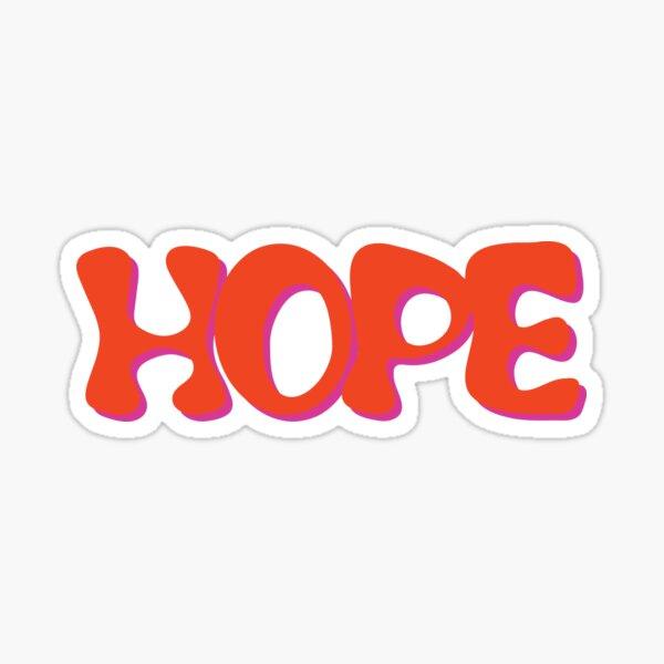 Hope - J-Hope (Hixtape) Pegatina