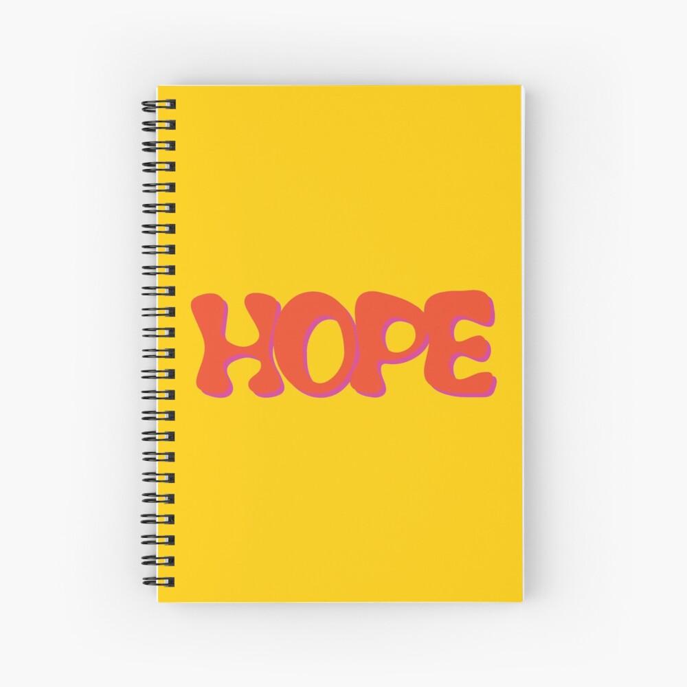 Hoffnung - J-Hoffnung (Hixtape) Spiralblock