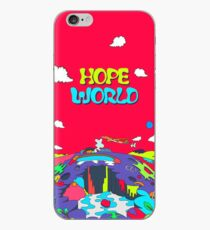 Vinilo o funda para iPhone J-Hope HOPE WORLD Album Art v1