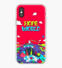 J-Espoir HOPE WORLD Album Art v1 Coque et skin iPhone