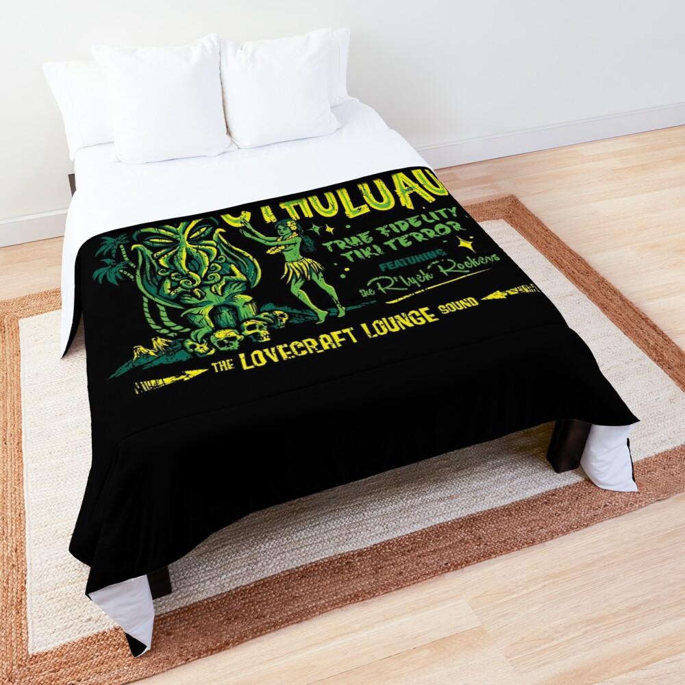Cthuluau Comforter