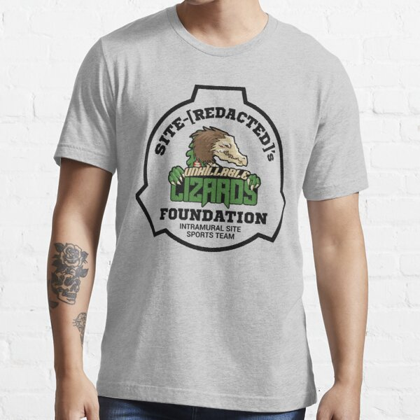 Unkillable Lizards - SCP Foundation Sports Team Essential T-Shirt