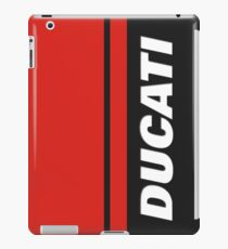 Red Ducati iPad Case/Skin