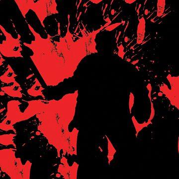 Icons of Horror - Jason by Chanash