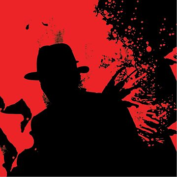 Icons of Horror - Freddy by Chanash