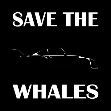 Save the whales by icemanmsc