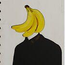 Banana's Man - Design by doublel19