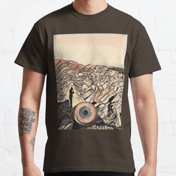 SERIFOS EYE Classic T-Shirt