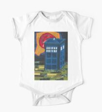 The Doctor Has Arrived One Piece - Short Sleeve