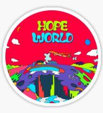 MUSIC BTS J HOPE / HOPE WORLD HIXTAPE Sticker
