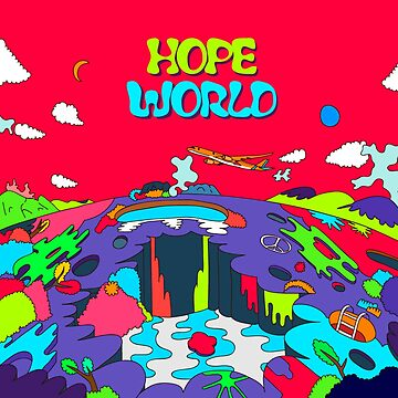 MUSIC BTS J HOPE / HOPE WORLD HIXTAPE by hslim