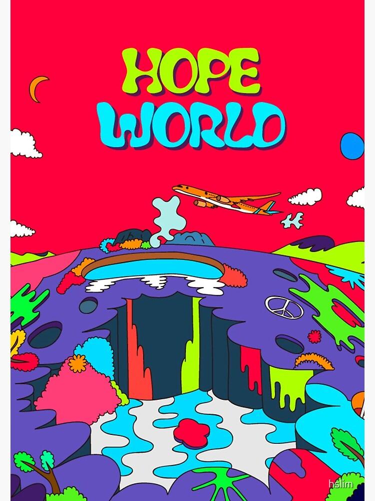 MUSIC BTS J HOPE / HOPE WORLD HIXTAPE by hslim