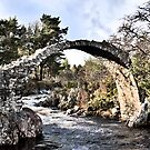 Carrbridge by R Outram