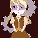 Steampunk Geek #1 by JaydAlex