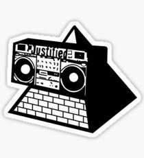 The KLF - Pyramid Blaster Sticker