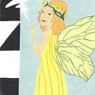 The Butter Thief Fairy  by EllieLieberman